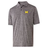 Men's Michigan Wolverines Electrify Performance Polo