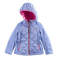 Toddler Girl ZeroXposur Eleanor Midweight Quilted Jacket
