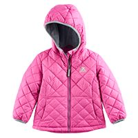 Toddler Girl ZeroXposur Lydia Midweight Quilted Jacket