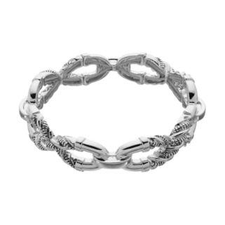 Dana Buchman Twisted Link Stretch Bracelet