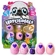 Hatchimals CollEGGtibles Season 2 - 4-Pack + Bonus by Spin Master