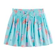 Girls 4-12 SONOMA Goods For Life™ Smocked Waist Skirt