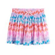 Girls 4-12 SONOMA Goods For Life? Smocked Waist Skirt