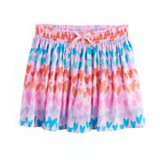 Girls 4-12 SONOMA Goods For Life™ Smocked Waist Skirt