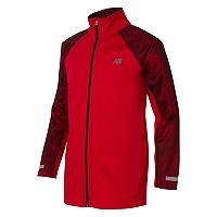 Boys 8-20 New Balance Fleece Full-Zip Jacket