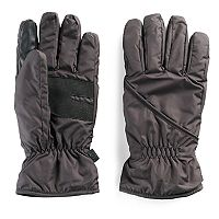 Men's Isotoner SleekHeat™ smarTouch® Packable Gloves