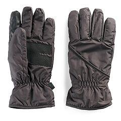 Men's isotoner SleekHeat™ smarTouch® Packable Gloves