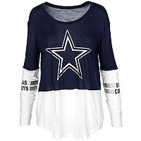 Women's Dallas Cowboys Audrey Tee
