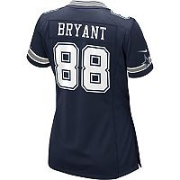 Women's Nike Dallas Cowboys Dez Bryant Replica Jersey