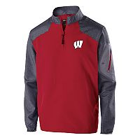 Men's Wisconsin Badgers Raider Pullover Jacket