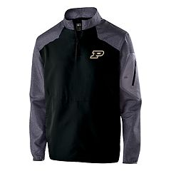 Men's Purdue Boilermakers Raider Pullover Jacket