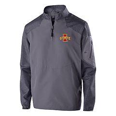 Men's Iowa State Cyclones Raider Pullover Jacket