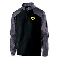 Men's Iowa Hawkeyes Raider Pullover Jacket