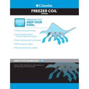 Men's Columbia Cool Coil Omni-Shade Flex Shorts