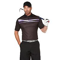 Men's Grand Slam Regular-Fit Motionflow 360 Performance Golf Polo