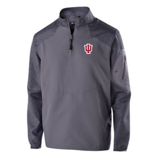 Men's Indiana Hoosiers Raider Pullover Jacket