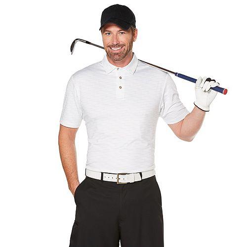 Men's Grand Slam Regular-Fit Motionflow 360 Performance Golf Polo