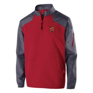 Men's Maryland Terrapins Raider Pullover Jacket