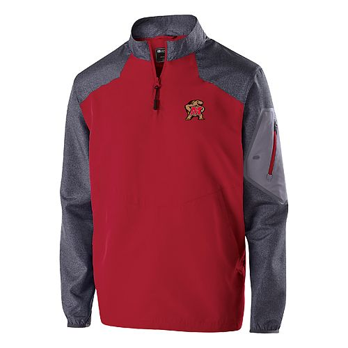 Men's Maryland Terrapins Raider Pullover Jacket