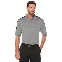 Men's Grand Slam Regular-Fit Motionflow 360 Colorblock Performance Golf Polo