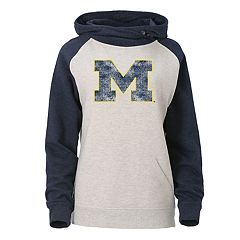 Women's Michigan Wolverines Redux Hoodie