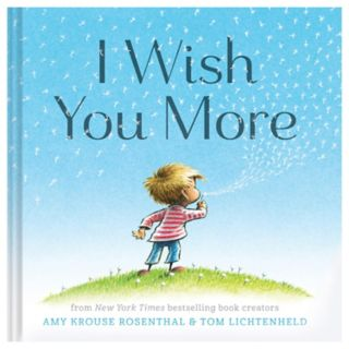 I Wish You More Book