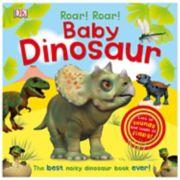 Roar Roar Baby Dinosaur Book