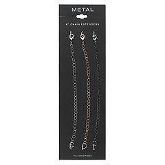 Chain Necklace Extender Set