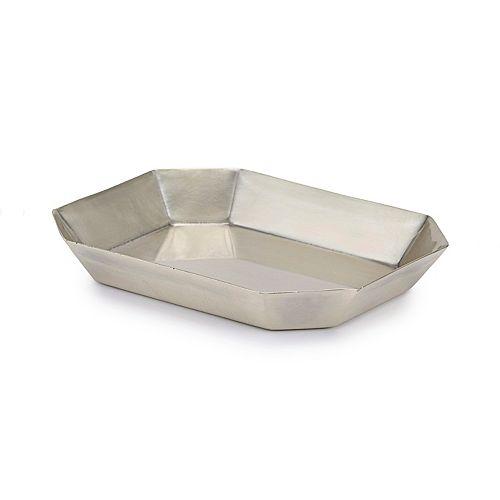 Kassatex Nomad Stainless Steel Soap Dish