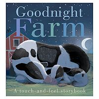 Good Night Farm Book