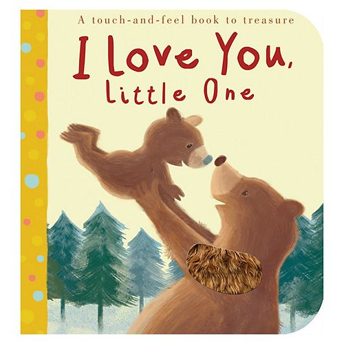I Love You Little One Book