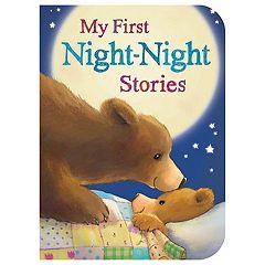 My First Night Night Stories Book