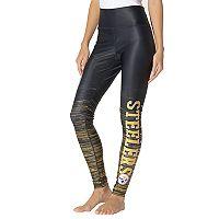Women's Concepts Sport Pittsburgh Steelers Showpiece Leggings