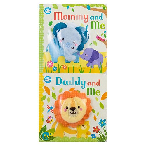 Mommy And Me / Daddy And Me 2-piece Book Set