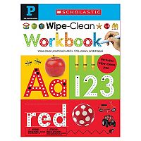 Preschool Wipe Clean Workbook