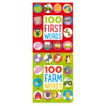 100 First Words / 100 Farm Words Book Set