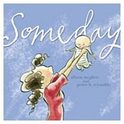 Someday Padded Board Book