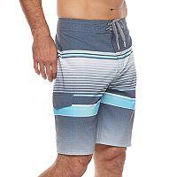 Men's Trinity Collective Striped Board Shorts