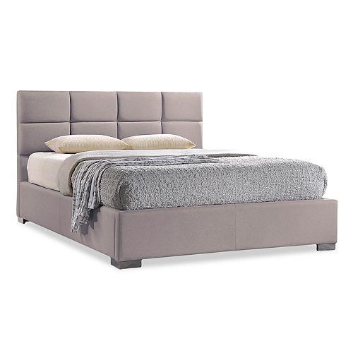 Baxton Studio Sophie Tufted Upholstered Bed