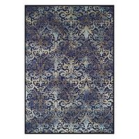 Couristan Vintage Royal Arabesques Damask Rug