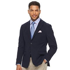 Men's Chaps Slim-Fit Knit Sport Coat