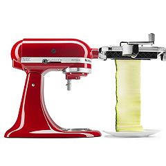 KitchenAid KSMSCA Vegetable Sheet Cutter Attachment