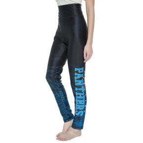 Women's Concepts Sport Carolina Panthers Show Leggings