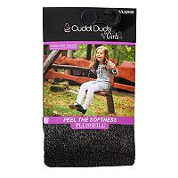 Girls 4-16 Cuddl Duds Plushfill Sparkle Sweater Tights
