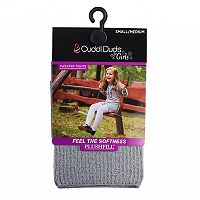 Girls 7-16 Cuddl Duds Twist Ribbed Tights