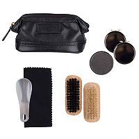 Men's Dockers 8-piece Shoe Shine Kit