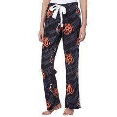 Women's Concepts Sport Cincinnati Bengals Grandstand Lounge Pants