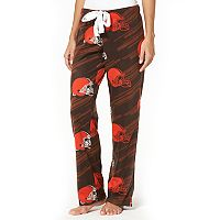 Women's Concepts Sport Cleveland Browns Grandstand Lounge Pants