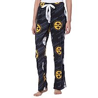 Women's Concepts Sport Pittsburgh Steelers Grandstand Lounge Pants