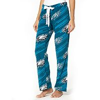 Women's Concepts Sport Philadelphia Eagles Grandstand Lounge Pants